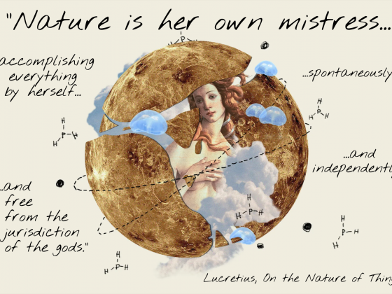 Nature Is Her Own Mistress