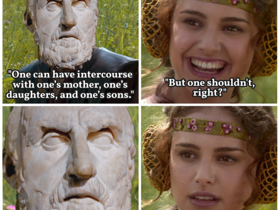Padme and Chryssipus