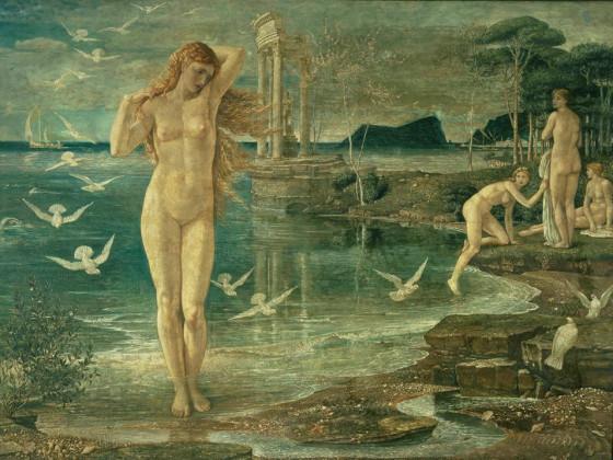 Renaissance of Venus - Walter Crane