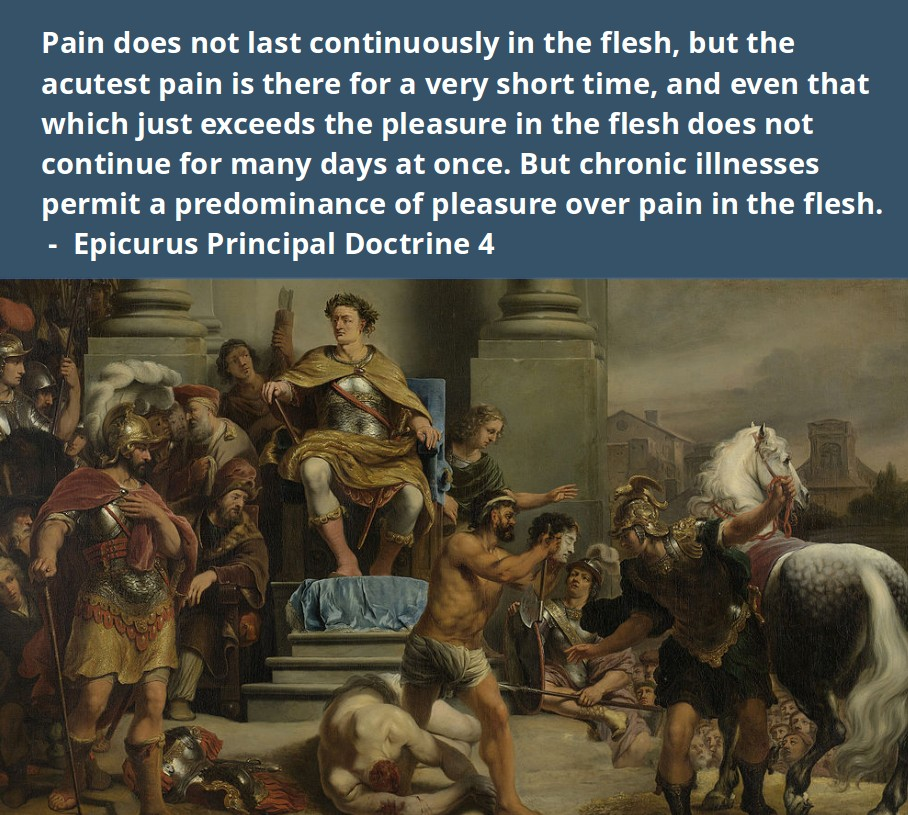 Principal Doctrine 4 - Torquatus