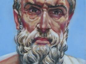 Epicurus by Sarantea