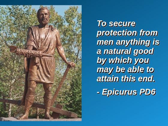 Principal Doctrine Six - Cincinnatus