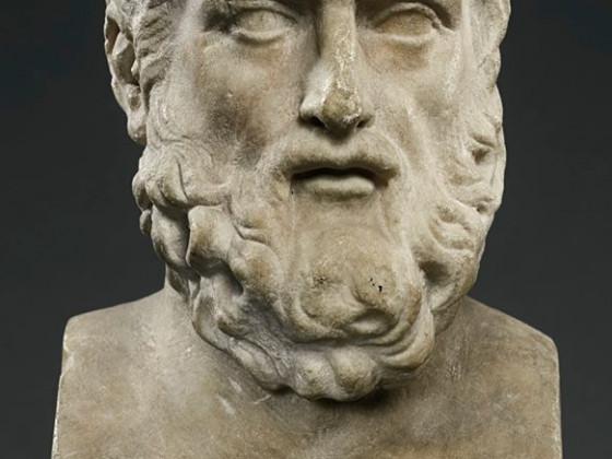 Hermarchus Bust