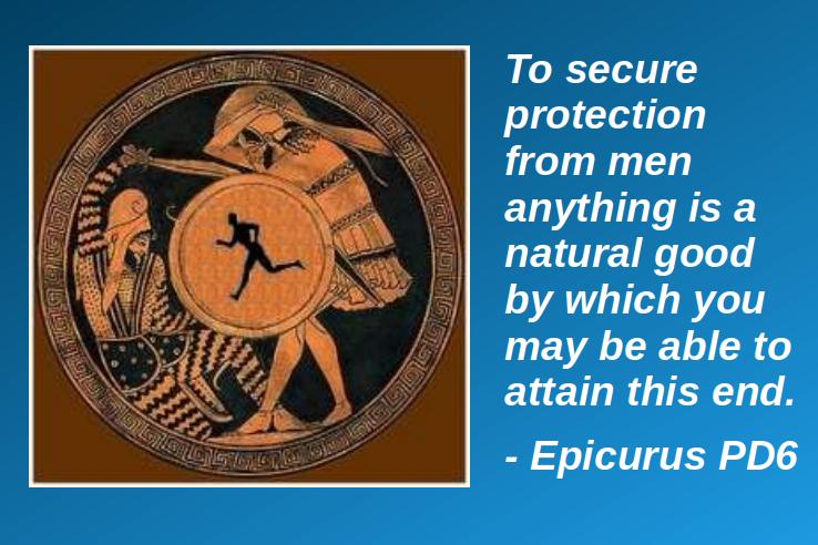Principal Doctrine Six - Greek Artwork