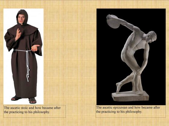 Epicurean v Stoic Re Asceticism