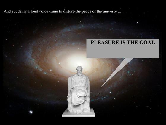 Pleasure Is the Goal