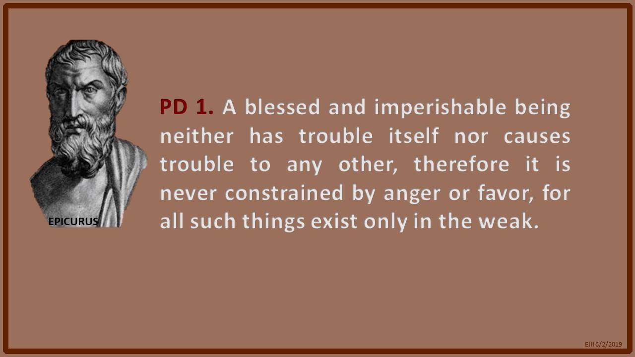 Principal Doctrine 1