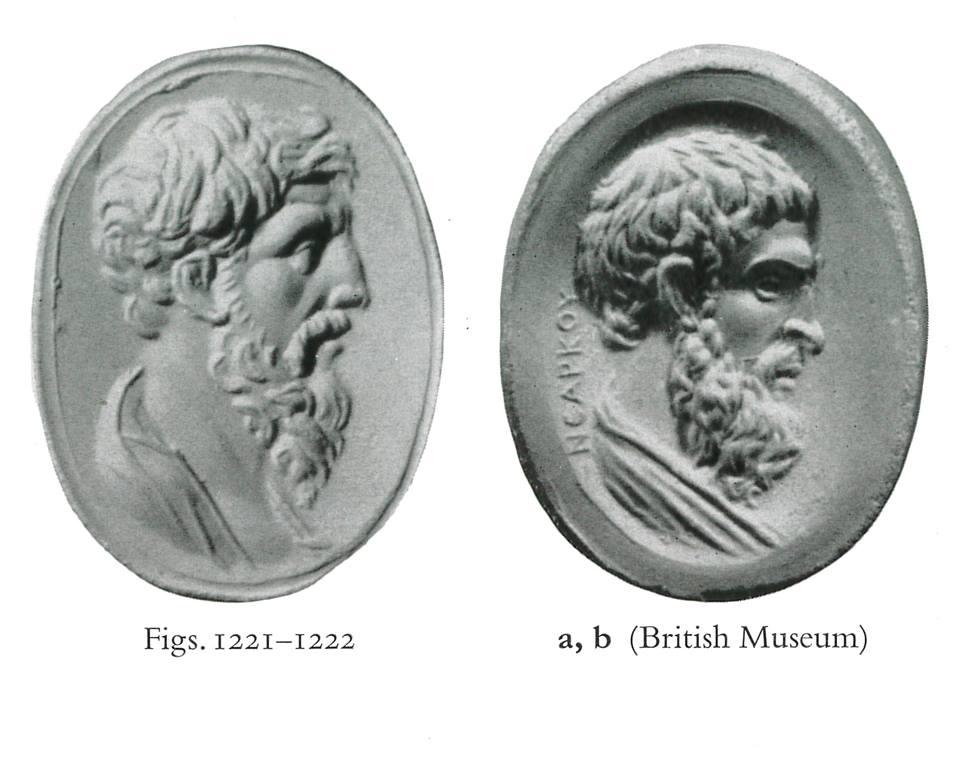 British Museum Ovals