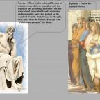 Epicurus vs. Socrates