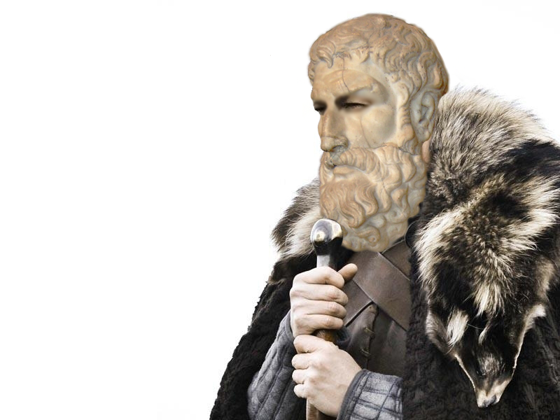 'Brace Yourself, Epicureans' Meme Template