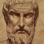 Sketch of Epicurus