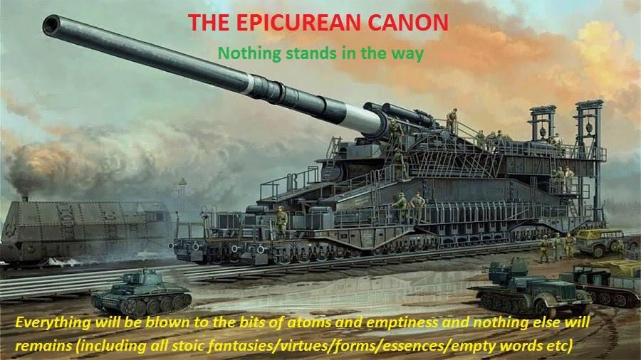 The Epicuran Canon
