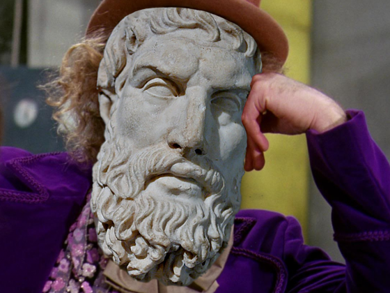 Condescending Epicurus Meme Leaning Left Template