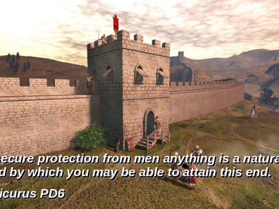 Principal Doctrine Six - Hadrian's Wall