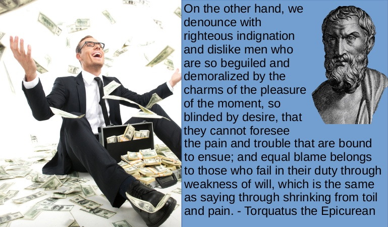 Torquatus - On The Other Hand, We Denounce With Righteous Indignation....