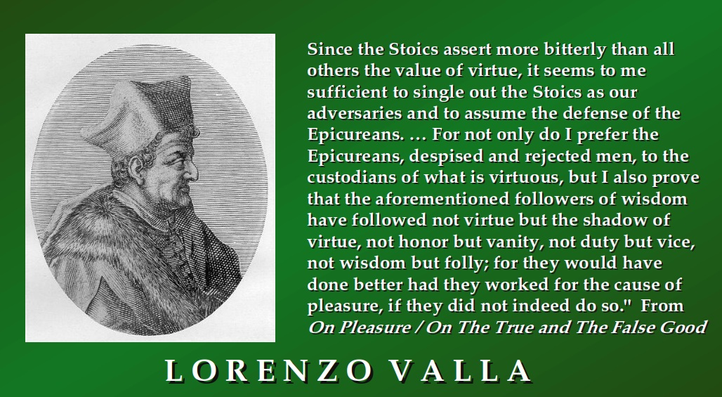 Lorenzo Valla Quote
