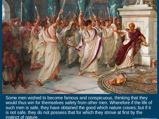 Principal Doctrine Seven - Rome