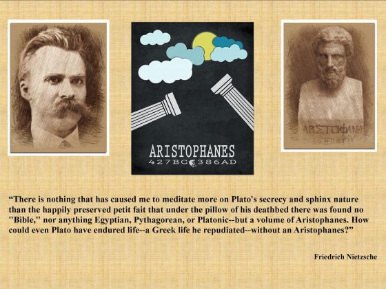 Nietzsche On Plato And Aristophanes