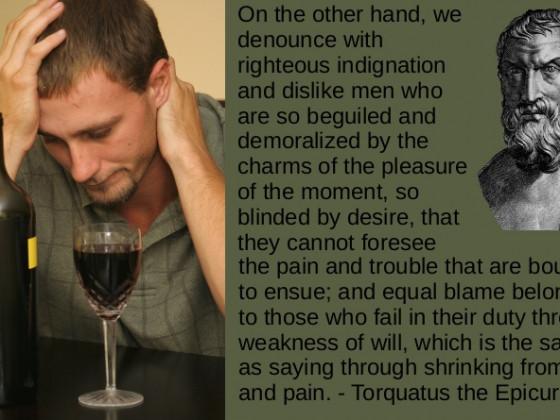 Torquatus - Alcohol