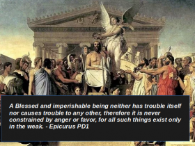 Principal Doctrine 1 - Greek Gods