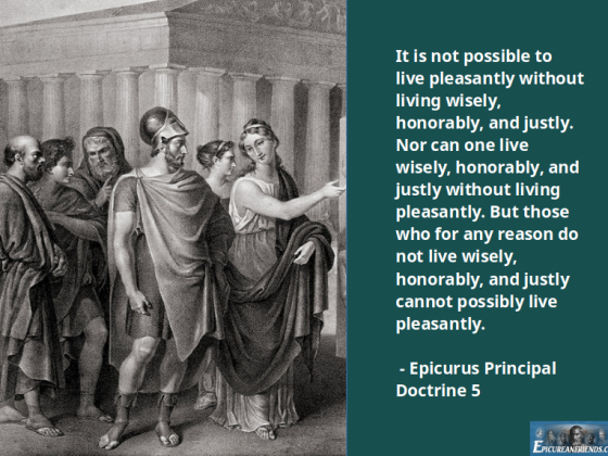 Principal Doctrine Five - Pericles Sketch