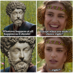 Padme and Marcus