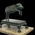 Leaping Pig from Herculaneum
